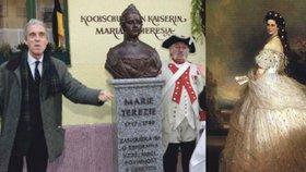 Peter zu Stolberg: Císařovna Sissi byla má prapraprababička!