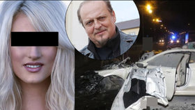 Smrt krásné Jany z mercedesu smrti zlomila Láďu Křížka (54): Hokejista zabil vizážistku Kreysonu!