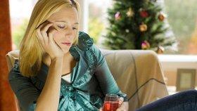 Osamělé Vánoce vás zabijí stejně jistě jako 15 cigaret denně, varuje studie