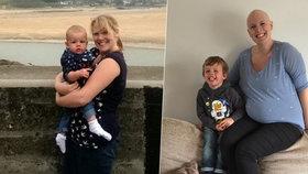Vánoční zázrak: Mamince (35) řekli, že jí zbývají 4 roky života. Rakovina jí teď zmizela