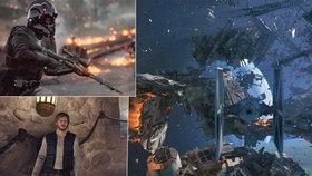 Star Wars Battlefront II recenze: Nechť vás provází síla na online bojištích