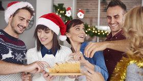 Sedmero vánočních hříchů! Je horší chlebíček, vosí hnízdo nebo kapr?