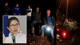 Sestra prezidenta Hondurasu zemřela při havárii vrtulníku. Příčina nehody se vyšetřuje