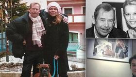 Slavní zavzpomínali na Václava Havla: Houdové chybí, že se přestala chlubit!