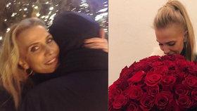 Míša Ochotská je zase šťastná: Moderátorka ukázala nového chlapa