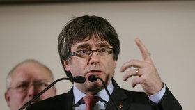 Katalánský expremiér se ozval z cely: Nepodvolím se těm, kteří prohráli volby
