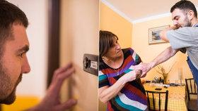 Osamělým seniorům hrozí o Vánocích nebezpečí. Jsou snadný terč zlodějů