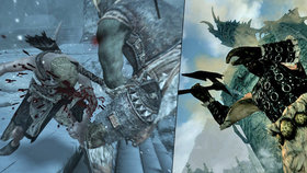 Staňte se drakobijcem i v tramvaji! Recenze The Elder Scrolls V: Skyrim pro Switch