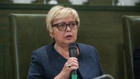 Elitní soudkyně obvinila vládu z převratu proti justici. V Polsku to vře