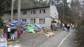 Rodiny s dětmi nemají na ubytovně co dělat. Praha 7 jim hledá nové bydlení