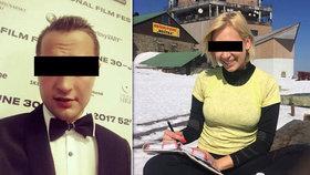 Zkušená horolezkyně Lucka (†30) zahynula v Tatrách: Její bratr Tomáš bojuje o život