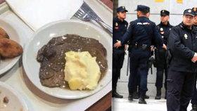 Věznění katalánští politici dostávají lepší jídlo než my, bouří španělští bachaři