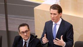 """Rakouská vláda v problémech kvůli """"dědicům nacismu"""". Osobnosti brojí proti ní"""