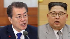 Diktátor Kim prolamuje ledy: Po utajované návštěvě Číny se sejde i s jižním nepřítelem