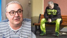 Zounar bojuje s alkoholem už 15 let: Chlast mu ničí práci a sebral mu vztah!