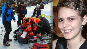 Krásná učitelka (†30) zemřela v Tatrách. Malí třeťáci se s oblíbenou Lucií už nikdy nesetkají