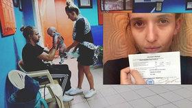 Kluse s rodinou zadrželi na letišti: Skončili na imigračním oddělení