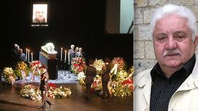 Pohřeb Mariána Labudy (†73): Tahle ne! Ignorovali jeho poslední přání!