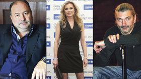 Zeman vs. Drahoš: Koho budou volit slavní Češi ve 2. kole? Celebrity se hádají o nového prezidenta