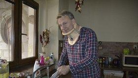 Martin Maxa po operaci páteře: Bolesti v krunýři!