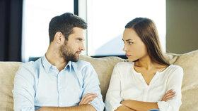 Tohle nikdy neříkejte, pokud nechcete přijít o vztah!