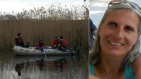 U jezera našli tělo ženy: Pravděpodobně jde o nezvěstnou pejskařku Mirku!