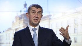 Žádné referendum o EU a NATO: Babišova vláda se přiklonila k návrhu ČSSD
