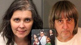 Tajemství šílených rodičů 13 týraných dětí: Otec matku unesl, když jí bylo 16