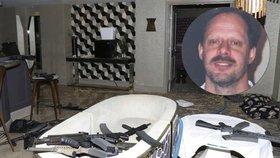 Střelec z Vegas byl posedlý čistotou. Policie stále tápe, proč zabil 58 lidí