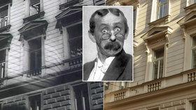 V hotelu, kde hořelo, hrál Vlasta Burian (†70): Poslední role krále komiků!