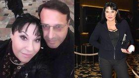 Za měsíc s milencem omládla o 10 let! Patrasová zhubla a vypadá skvěle!