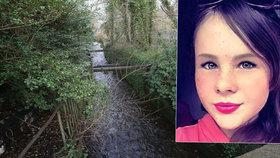 Dcera (†11) spisovatelky se ztratila cestou ze školy: Našli ji mrtvou v řece