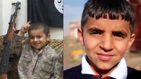 Ajhama (8) unesl ISIS: Dítě poslalo výhrůžky Trumpovi a sní o cestě do USA