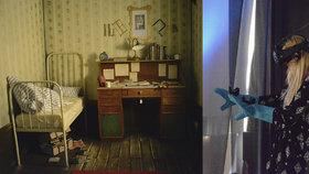 V zamknuté místnosti proměnění v brouka: Pražané mohou Kafkovu nejslavnější povídku zažít na vlastní kůži