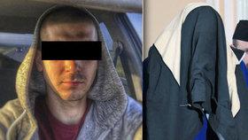 Dominik (+21) před smrtí velmi trpěl: Vrah ho utopil v jímce, pak poslal falešnou SMS