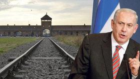 Izrael rozčílilo Polsko. Nelíbí se mu změna zákona o holocaustu
