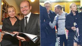 Sportovec Dalibor Gondík: Moderátor nesundal sportovní obleček a manželka pila pivo z lahve