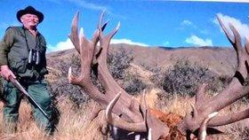 Lovec (†75) měl na mušce výstavního lva: Kamarád muže omylem zastřelil