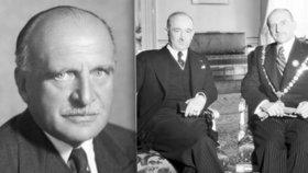 Petr Zenkl, poslední předválečný primátor Prahy: Věznili ho nacisté, šla po něm StB. Emigroval v kufru auta