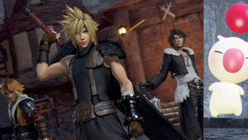 Hrdinové i padouši z nekonečné série se rvou jako zvěř. Recenze Dissidia: Final Fantasy NT
