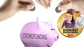 V Česku se rozmáhá crowdfunding, sbírky plní lidem sny. Víme, jak s nimi začít