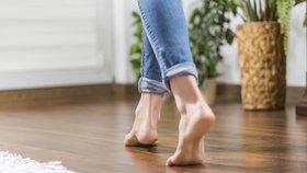 Jak pečovat o plovoucí podlahu, aby byla stále jako nová