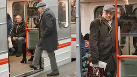 Jožin z bažin Ivan Mládek: V metru ho nikdo nepustil sednout!