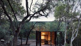 Neviditelné letní sídlo v Mexiku. Budete chtít stejné!