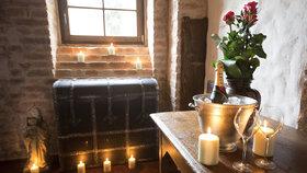 Kam na Valentýna: Za netradiční romantikou do Dětenic, na dobré jídlo na Šumavu