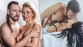 Sex koučové Martin a Lucie: Učí lidi, jak mít pořádný sex, sami si ale prošli problémy