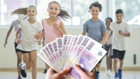 8500 českým dětem utnou přídavky. Rakousko omezí dávky mířící jinam