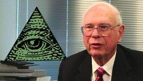 """""""Ilumináti vládnou světu a kují pikle s mimozemšťany."""" Kanadský exministr šokoval"""