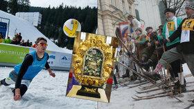 33 tipů na víkend: Volejbal na sněhu, závod lyžníků i pouť za svatým Valentýnem