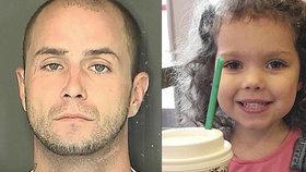 Muž unesl čtyřletou dívenku: Policisté ji vysvobodili na poslední chvíli